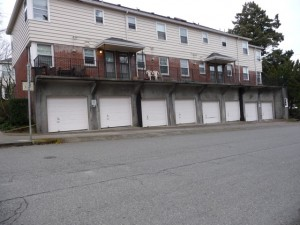 NW 24th Ave Garages - Abominable Streetscape