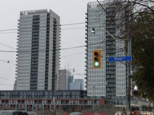 Regent Park Twin Towers