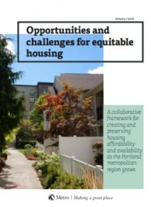 Equitable Housing Report
