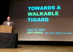 Towards a Walkable Tigard