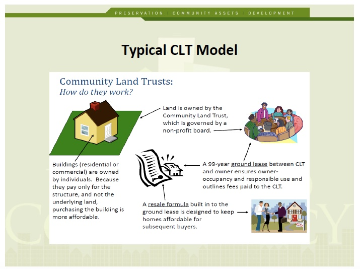 Typical CLT Model explained