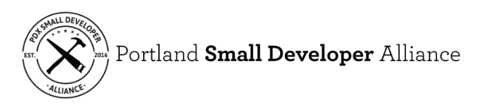 Portland Small Developer Alliance Logo