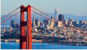 In late April, San Francisco had only 1300 confirmed COVID-19 cases compared to 8450 in Los Angeles. Photo: AARP Guide