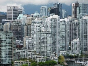 Vancouver, BC is nearly 3x denser than Portland, OR, but it had a lower rate of infection--45 v 54; Seattle, which is about half as dense, had a rate of 205